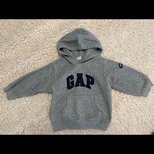 Gap hoodie size 2 years